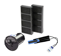 Maintenance Pack Special for EcoBox with Ozone Free RCI Cell