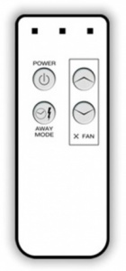 Remote Control for EcoBox